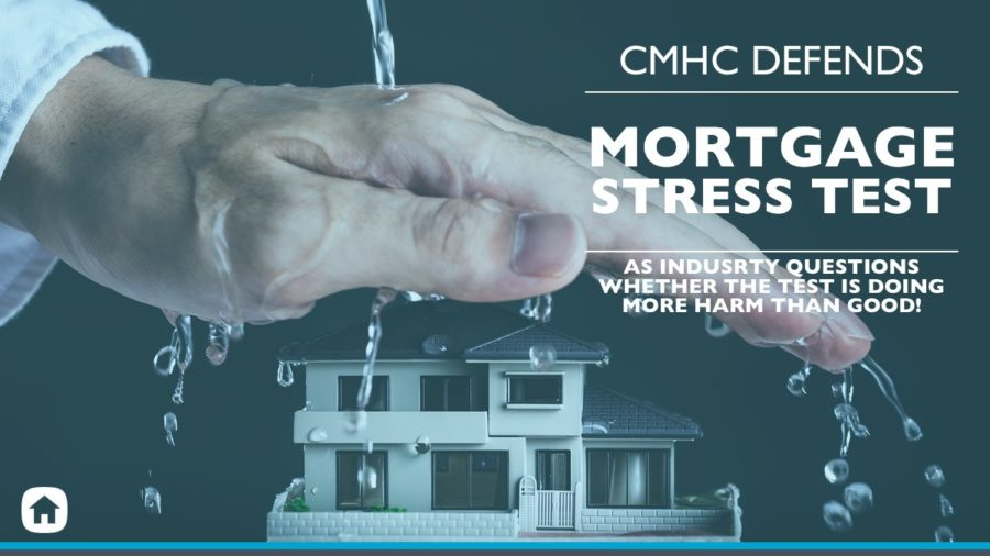 Mortgage Stress test, is it doing my harm for Canadians than good?