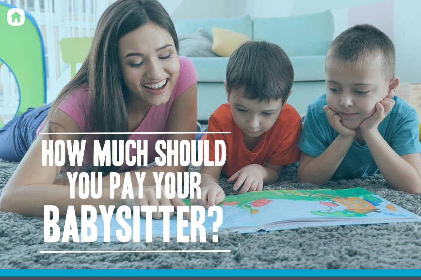 How much to pay babysitter